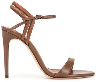 Alexandre Birman Sirena 100 sandals