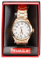 Timex Men's Stainless Steel Dial Analog Watch