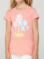 Roxy Girls 7-14 Summer Sizzle Harmony Tee