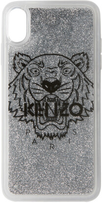 Kenzo Silver Tiger iPhone Xand Case