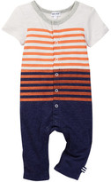 Splendid Stripe Romper (Baby Boys)
