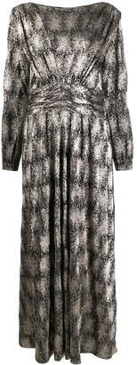 Antik Batik Grace fireworks-print dress