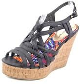 Madden-Girl Enroll Women Open Toe Synthetic Wedge Heel.