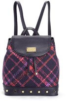 Juicy Couture Silverlake Plaid Backpack
