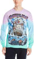 Liquid Blue Grateful Dead - Ship of Fools Long Sleeve T-Shirt