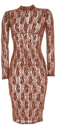 Simona A A Knee-length dress