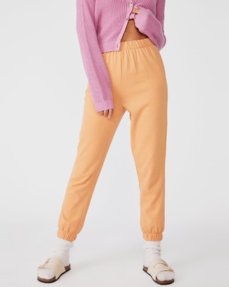 Cotton On High-Waisted Trackpants