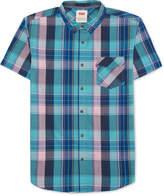 Levi's Men's Plaid Pocket Shirt