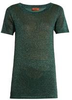 Missoni Round-neck knit T-shirt
