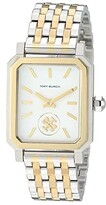 Tory Burch The Robinson - TBW1501 (Two-Tone) Watches