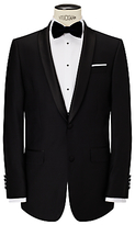 John Lewis Shawl Lapel Dress Suit Jacket, Black