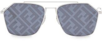 Fendi Eyewear Eyeline sunglasses