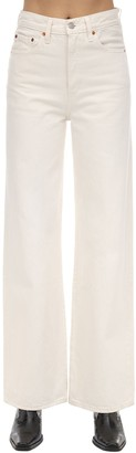 Levi's Rib Cage High Rise Wide Leg Jeans