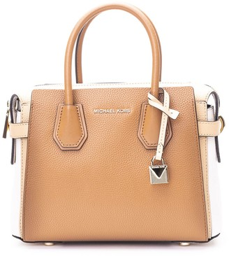MICHAEL Michael Kors Michael Kors Mercer Leather Top Handle Bag