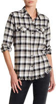 Current/Elliott The Perfect Fit Plaid Shirt