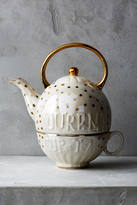 Anthropologie Sweet Sentiment Teapot