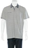 Billy Reid 2015 Striped Polo w/ Tags
