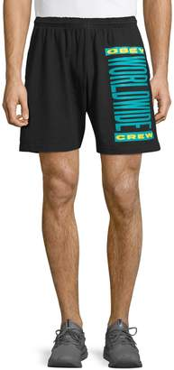 Obey Worldwide Crew Sport Shorts