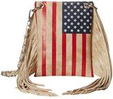 M&F Western - Flag Fringe Crossbody Cross Body Handbags