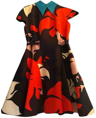 DELPOZO Multicolour Viscose Dresses