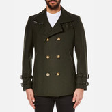 Vivienne Westwood Man Sports Jacket Green Melange