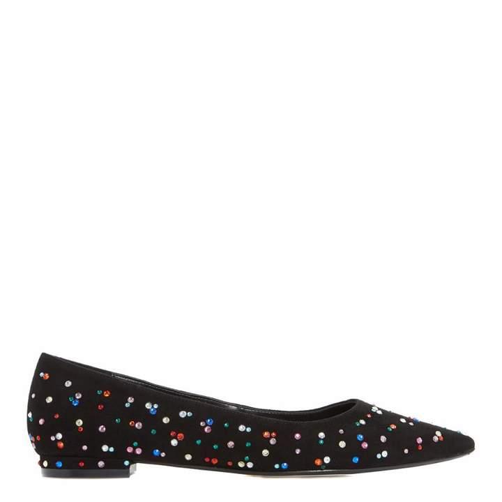 2351efad2 Jewelled Flat Shoes - ShopStyle UK