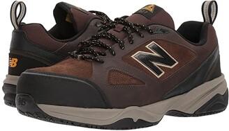 New Balance 627v2 (Grey/Orange) Men's Cross Training Shoes