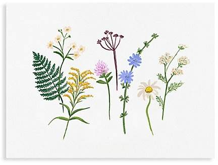 Rifle Paper Co. Wild Flower Wall Art