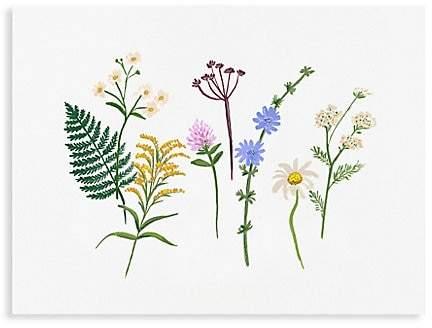 Rifle Paper Co. Wild Flower Wall Art