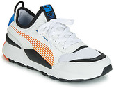 Puma RS-0 RE-REIN MU men's Shoes (Trainers) in White