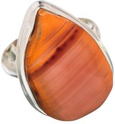 Ana Silver Co. Ana Silver Co Imperial Jasper 925 Sterling Silver Ring Size 8.75 RING823384