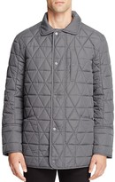Andrew Marc Auburn Quilted Field Jacket