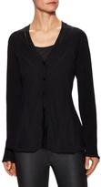 Balenciaga Knit V-Neck Sweater