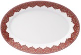 Williams-Sonoma Williams Sonoma Deshoulieres Dhara Red Platter
