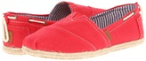 Madden-Girl Griip (Red Fabric) - Footwear