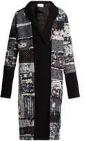 THOMAS TAIT Boro multicoloured patchwork coat