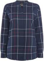 Barbour Munro Collarless Shirt