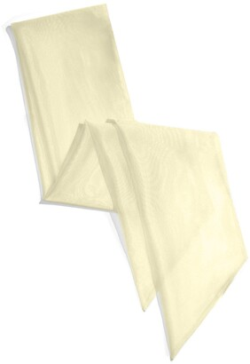 Us Angels Wide Organza Sash