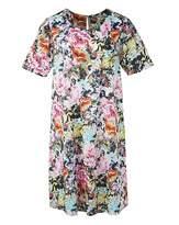 Fashion World Floral Print A-Line Dress