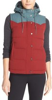 Patagonia Women's 'Bivy' Water Repellent 600 Fill Power Down Vest