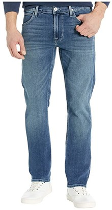 Hudson Byron Five-Pocket Straight Zip Fly in Neptune (Neptune) Men's Jeans