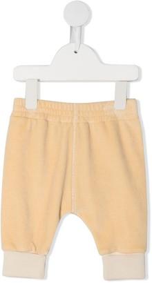 Gucci Kids Logo Patch Trousers