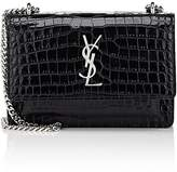 Saint Laurent Women's Monogram Sunset Leather Chain Wallet