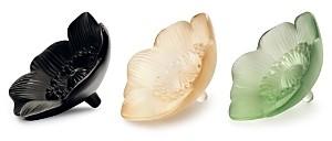 Lalique Small Anemone Figure