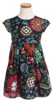 Burberry Girl's Mini Wendie Floral Dress