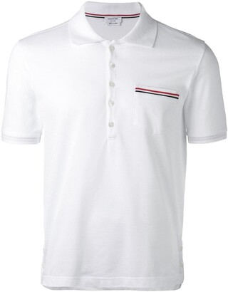 Thom Browne Chest Pocket Polo Shirt