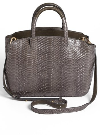 Brian Atwood 'Gloria - Small' Leather Tote