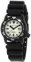 Momentum Women's 1M-DV87W1B Shadow II Ghost SE Black Hyper Natural Rubber Watch