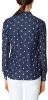 The Limited Chambray Sailboat Shirt
