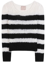 81 Hours 81hours Bella Knitted Sweater